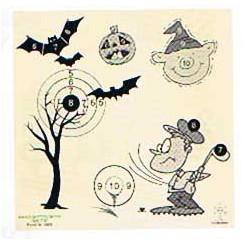 Festskive Halloween - 3923