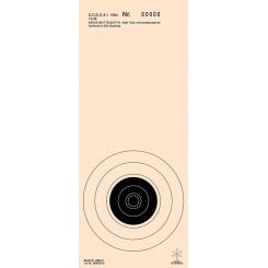 Riffelskive 15 mtr. DGI 3384-2N