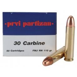 Partizan .30 US Carabin ammunition