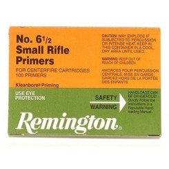 Remington Small Rifle 6½