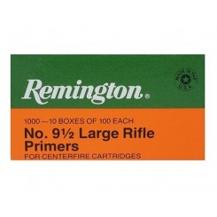 Remington Large Rifle 9½ fænghætter