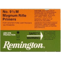 Remington Magnum Rifle 9½