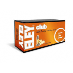 ELEY CLUB .22 ammunition