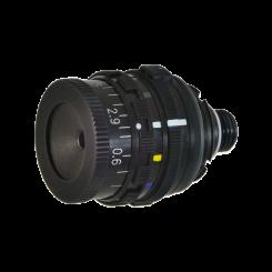 Centra irisblende m/farve-og polafilter 3,0 COMBI