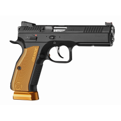 CZ Shadow 2 Orange, 9mm pistol IPSC