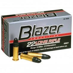 CCI Blazer .22 LR ammunition