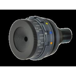 Centra irisblænde 5-farvefilter Sight 1,8 SUPER AR I