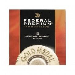 Federal Gold Medal Large Rifle fænghætter Nr. 210