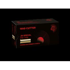 Geco .38  Special Wadcutter  9,6 g 148 gr