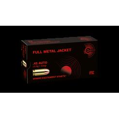 Geco .45 ACP FMJ 14,9 g 230 gr IPSC
